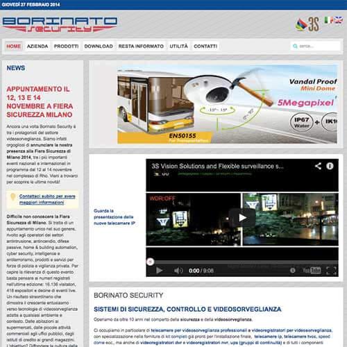 web marketing videosorveglianza