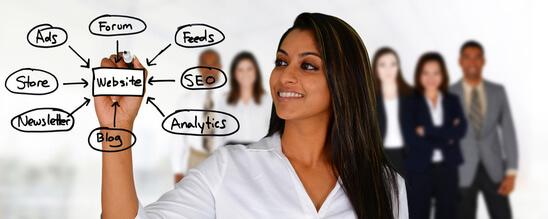 Consigli sito web aziendale