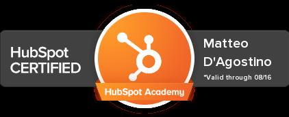 Agenzia certificata HubSpot