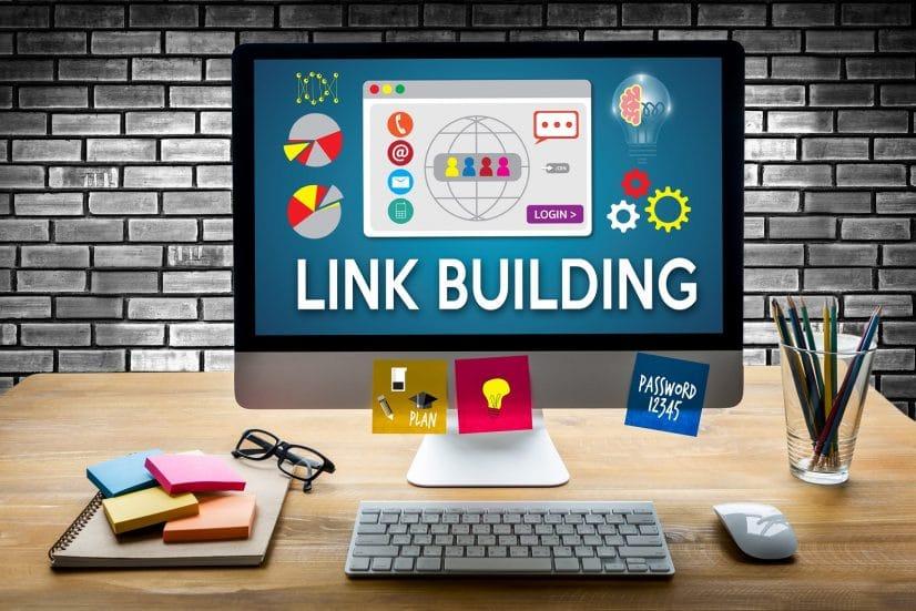 Link building sito web