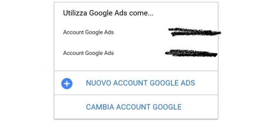 promozione account google ads adwords
