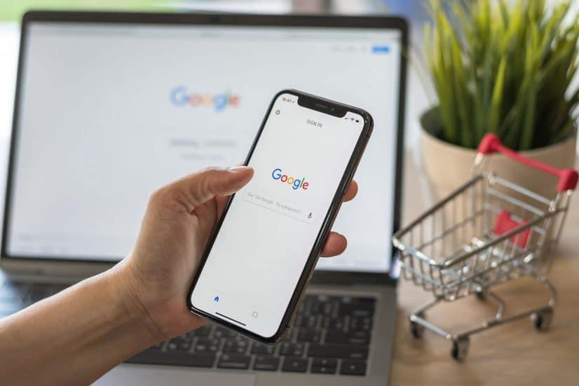 Google Ads display shopping